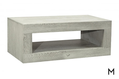Nova Cocktail Table in Heather Gray