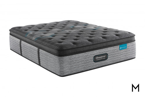 Simmons Harmony Lux Diamond Plush Pillow Top Queen Mattress