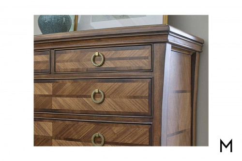 Hawthorne Tall Chest with 7 Drawers