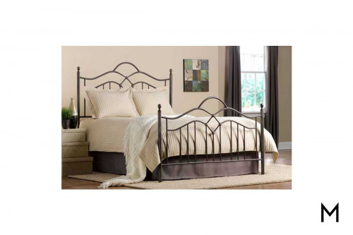 Oklahoma Queen/Full Metal Headboard
