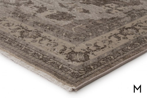 Portia Gray Area Rug 9'x12'
