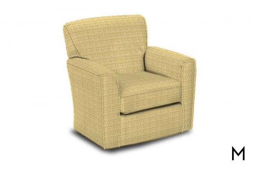 M Collection Kato Swivel Chair