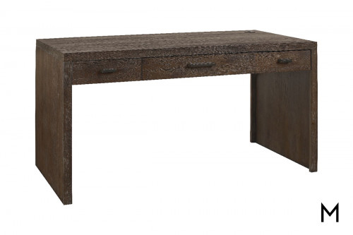 Logic 3 Drawer Writing Desk