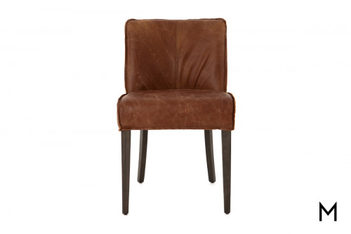 Urban Rustic Side Dining Chair