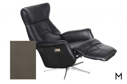 Power Quantum Recliner in Solana Mountain Leather