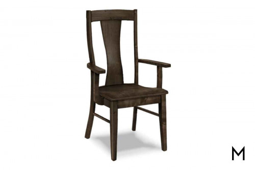 Boone Arm Chair in Graystone