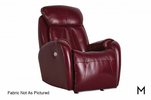 M Collection Hard Rock Recliner
