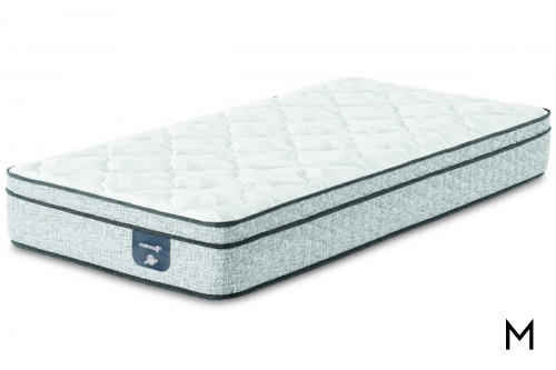 Serta Bronson Euro Top Twin Mattress
