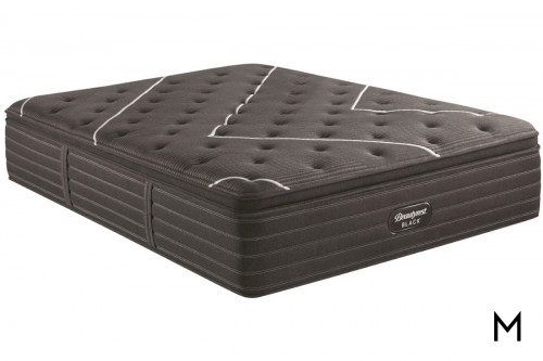 Beautyrest Black K-Class Firm Pillow Top Queen