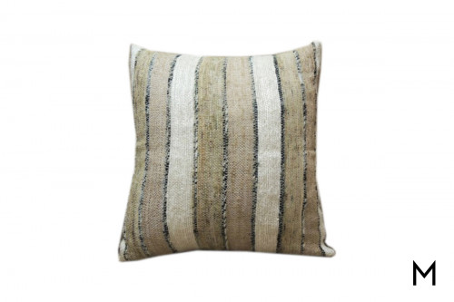 Striped Accent Pillow