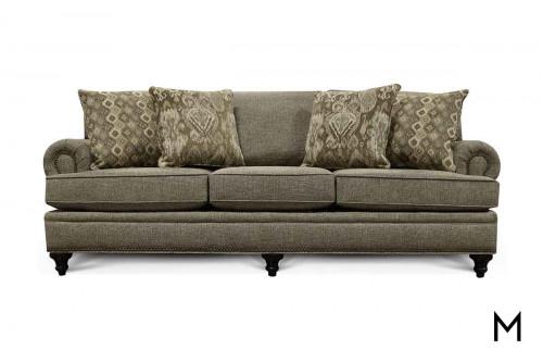 June Sofa in Blackwood Bear