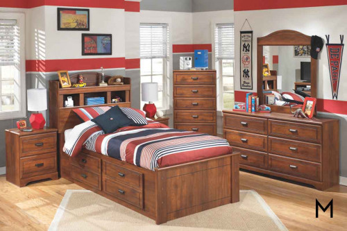 Barchan 5 Drawer Dresser