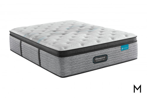Simmons Harmony Lux Carbon Plush Pillow Top Twin Mattress