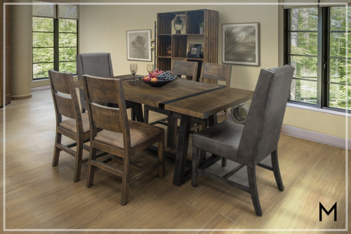 Urban Art 5 Piece Dining Set