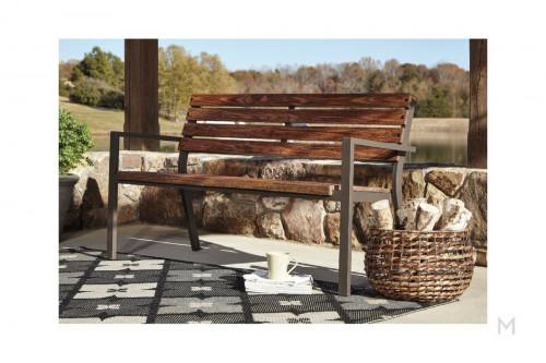 Hetland Park Bench
