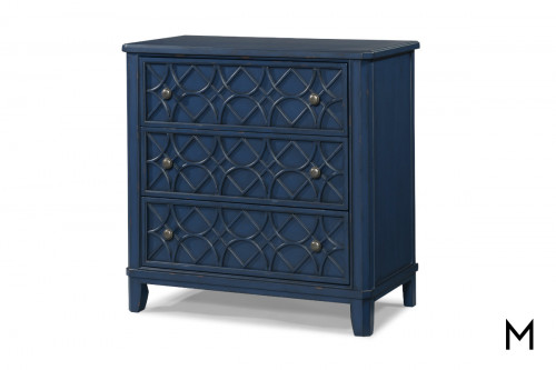 Gwendolyn Accent Chest in Blue