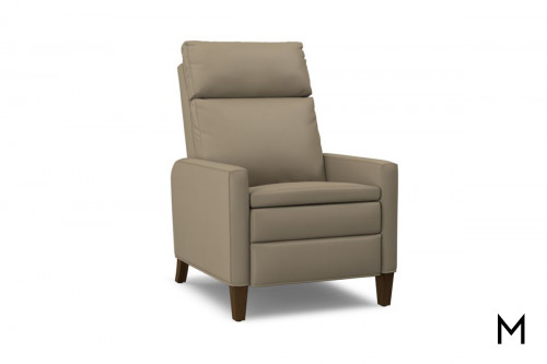 McGwire Power Recliner in Tobias Taupe