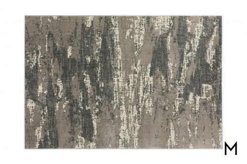 Naples Pewter Area Rug 8'x10'