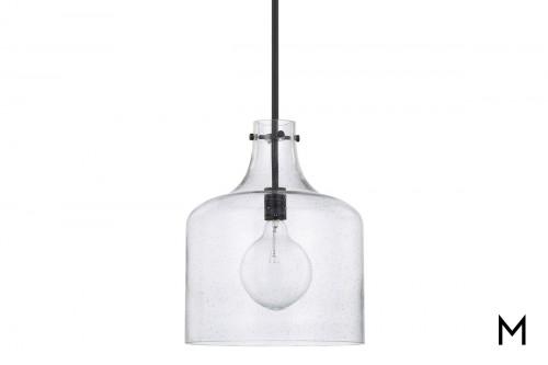 Bubble Glass 1-Light Pendant