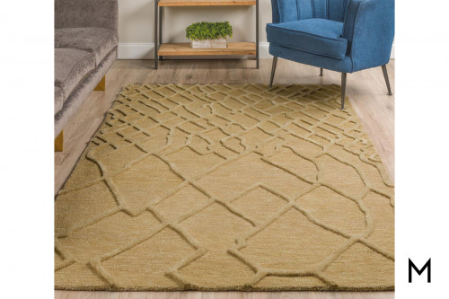 Mojave Wheat Runner Rug 2'x7'
