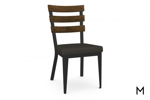 Dexter Side Dining Chair with Padded Seat