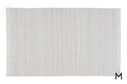 Insignia Micro Chip Blue Area Rug 8x10