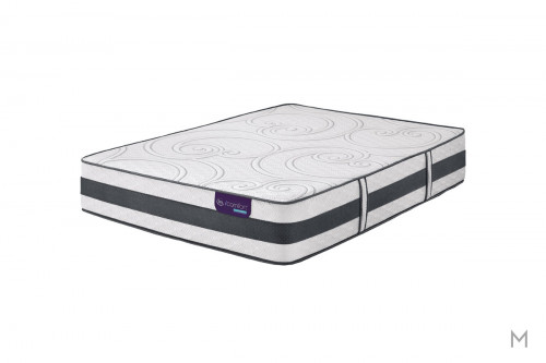 Serta Visionaire Plush Mattress - King with EverCool® Plus Memory Foam