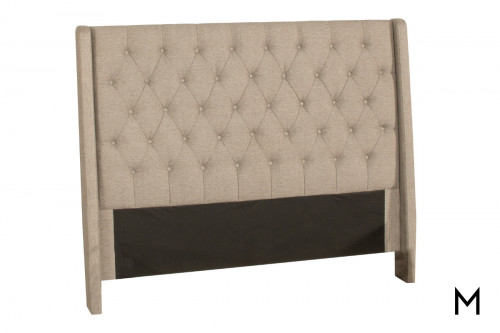 Churchill Queen Tufted Headboard