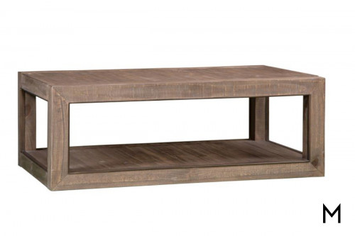 Granada Hills Cocktail Table with Casters