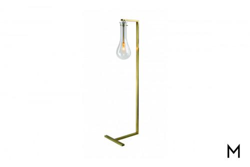 Tear Drop Floor Lamp