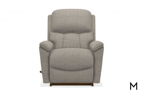 Kipling Rocking Recliner in Pewter