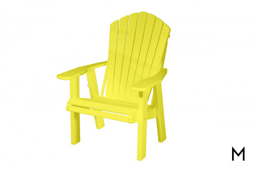 Yellow Premium Patio Chair