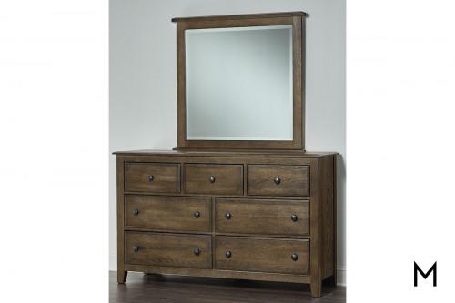 Loft Dresser Mirror