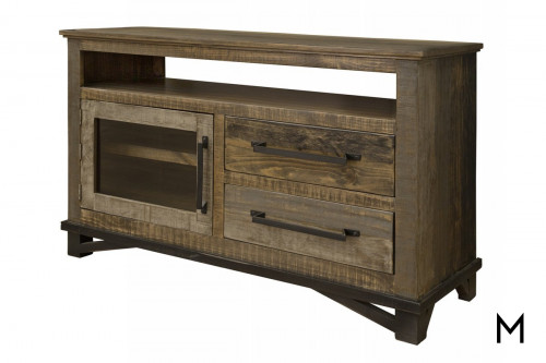 """Rustic 52"""" TV Stand"""