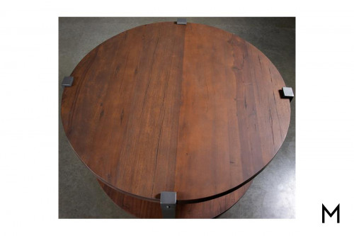 Quinton Round Cocktail Table