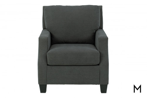 Charcoal Bay Accent Chair