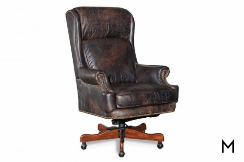 Tucker Office Chair with Swivel Tilt capabilities