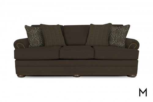 Knox Sofa with Nailhead Trim
