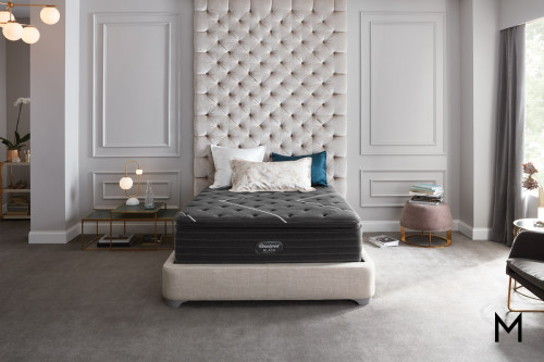 Simmons Beautyrest Black Medium Pillow Top Twin-XL Mattress