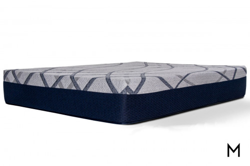 "Midtown 12"" Gel Memory Foam Queen Mattress"