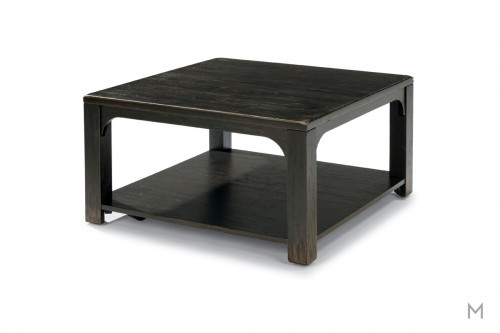 Homestead Square Coffee Table in Birch Veneer