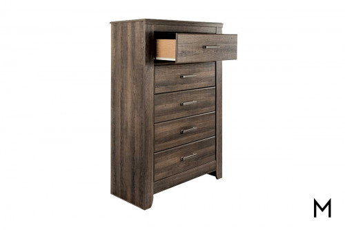 Juararo Chest with 5 Drawers