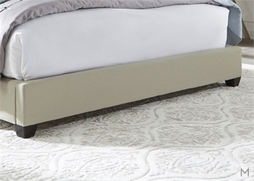 Complete King Upholstered Bed