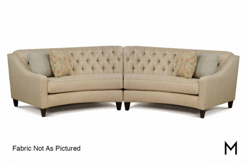 Finneran Curved Sectional