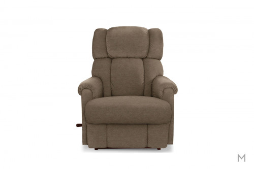 Pinnacle Rocker Recliner in Brown