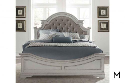 Magnolia Manor Queen Bed