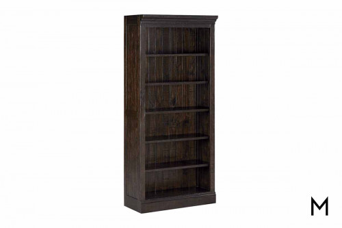 Townser Bookcase with Adjustable Shelves