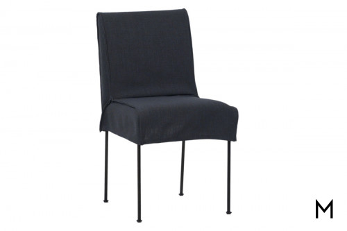 Industrial Chic Dining Chair