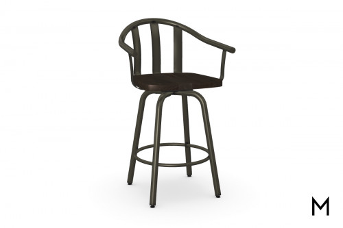 Gatlin Swivel Counter Stool