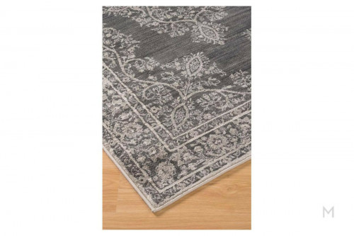 "Ivy Town Area Rug  5' x 7'6"" featuring a Persian Design"